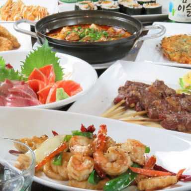 和韓料理 とみまる  こだわりの画像