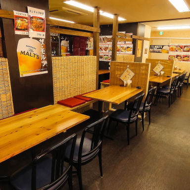 和韓料理 とみまる  店内の画像