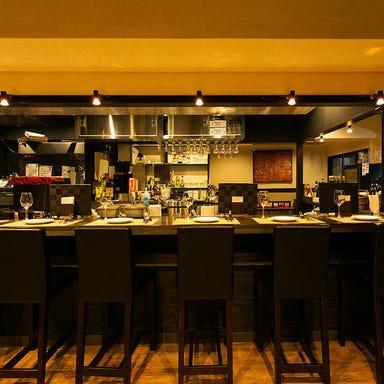 肉バル×ワイン酒場 肉87 田町 店内の画像