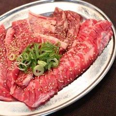 明石 魚の棚 肉焼屋