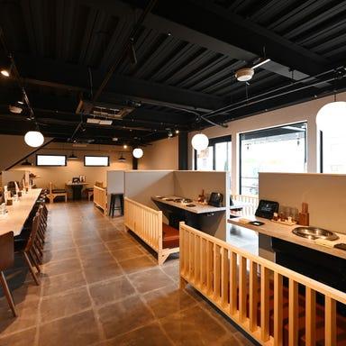 知立 焼肉食べ放題 エイトカルビ  店内の画像