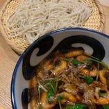 濃厚海老蕎麦