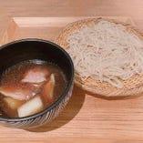 鴨ねぎ蕎麦