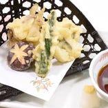 天ぷらもございます