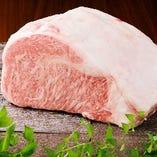 シェフが厳しく目利きした国産黒毛和牛の絶品ステーキ【宮城県】