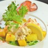 厳選した季節の新鮮な魚介を贅沢に使用した逸品料理【千葉県】