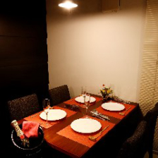 個室で記念日銘柄牛ステーキディナー
