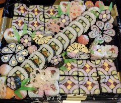バラエティ寿司
