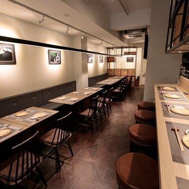 Premium Sake Pub GASHUE  店内の画像