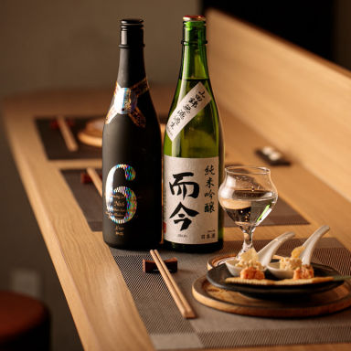 Premium Sake Pub GASHUE  こだわりの画像