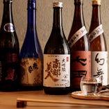 利酒師が厳選!4タイプに仕分けした日本酒は常備50種類以上