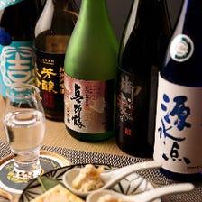 「爽酒」 軽快でなめらかなタイプの日本酒です