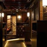 新宿歓送迎会個室宴会 門をくぐると満ち足りた安らぎに包まれる