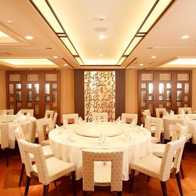 中国料理 東天紅 秋田キャッスルホテル店 店内の画像