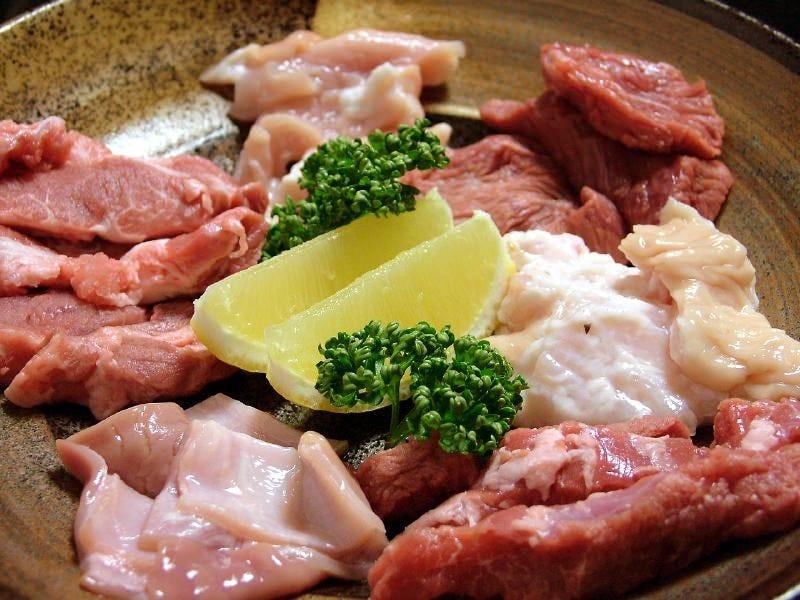 徳島県産のお肉を満喫できるお店