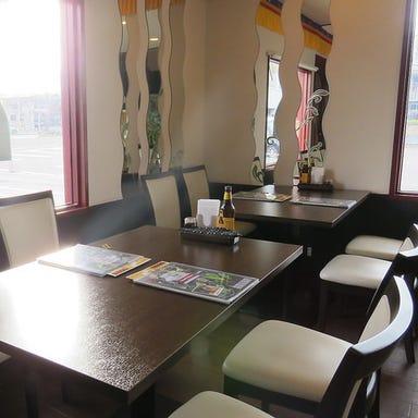 ハーブスパイスキッチン 平野店  店内の画像