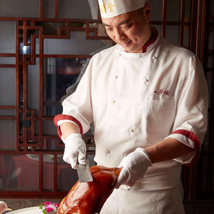 創業から続く、北京伝統料理の味わい