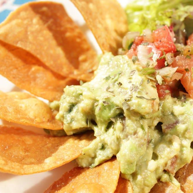 本場メキシコの味を気軽に堪能