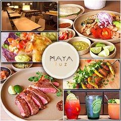 Modern Mexican MAYAluz