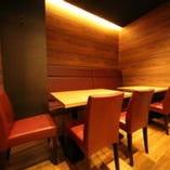 【個室】10名様までご利用可 接待やデートに大人気の個室