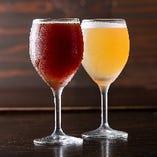 話題のクラフトビールは月ごとに種類を入れ替えます