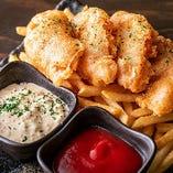 TSUBAKI流 Fish&Chips