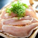☆鶏たたき