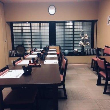 有喜屋 京都ホテルオークラ店 店内の画像
