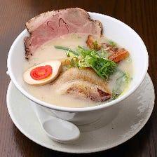 【ラーメン酒場】自慢の麺料理の数々