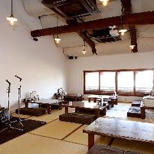 10名様~ 居心地の良い座敷空間