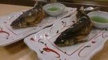 愛知県産 鮎塩焼き