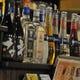 店主厳選のお酒も豊富なランナップ。