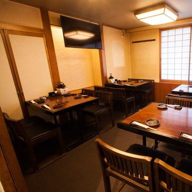 九州 熱中屋 桂 LIVE 店内の画像