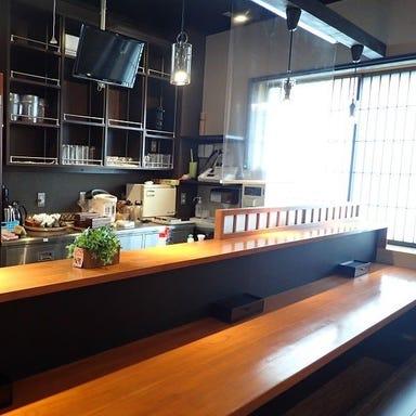 四季の台所 海芳  店内の画像