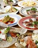 いよいよ、歓送迎会シーズン到来!地元伊勢崎産美味しい食材と、小田原の早川港直送の新鮮な海の幸を使った、ご宴会コースをどうぞ!
