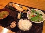◆ 焼き魚  御膳 ◆
