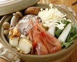 たっぷり海鮮の寄せ鍋