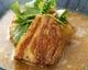 氷温熟成の氷室豚バラ肉の角煮  トロトロの角煮をどうぞ!