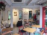 DOG DEPT CAFE横浜港の見える丘公園店