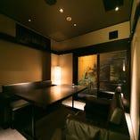 【4名様~6名様】ソファテーブル個室