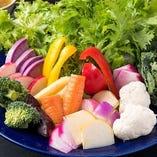 【特撰】 こだわり鮮魚&鎌倉野菜
