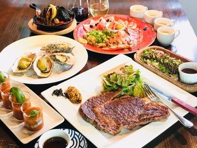千葉葡萄酒食堂 Huitre  コースの画像