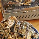 生牡蠣・焼き牡蠣は1個からご注文OK!食べ比べも楽しめます♪