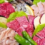 ご宴会には、大満足の食べ飲み放題プランをどうぞ!
