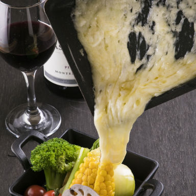 チーズミート ワイン バル ricarica  メニューの画像
