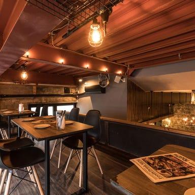 チーズミート ワイン バル ricarica  店内の画像