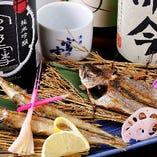 三重の季節の焼き魚