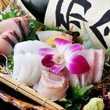 三重の朝取れ鮮魚便! 鮮魚の刺身単品