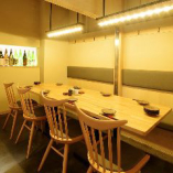 テーブル個室(最大8名様)