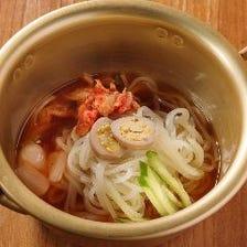 ラム吉名物 冷麺
